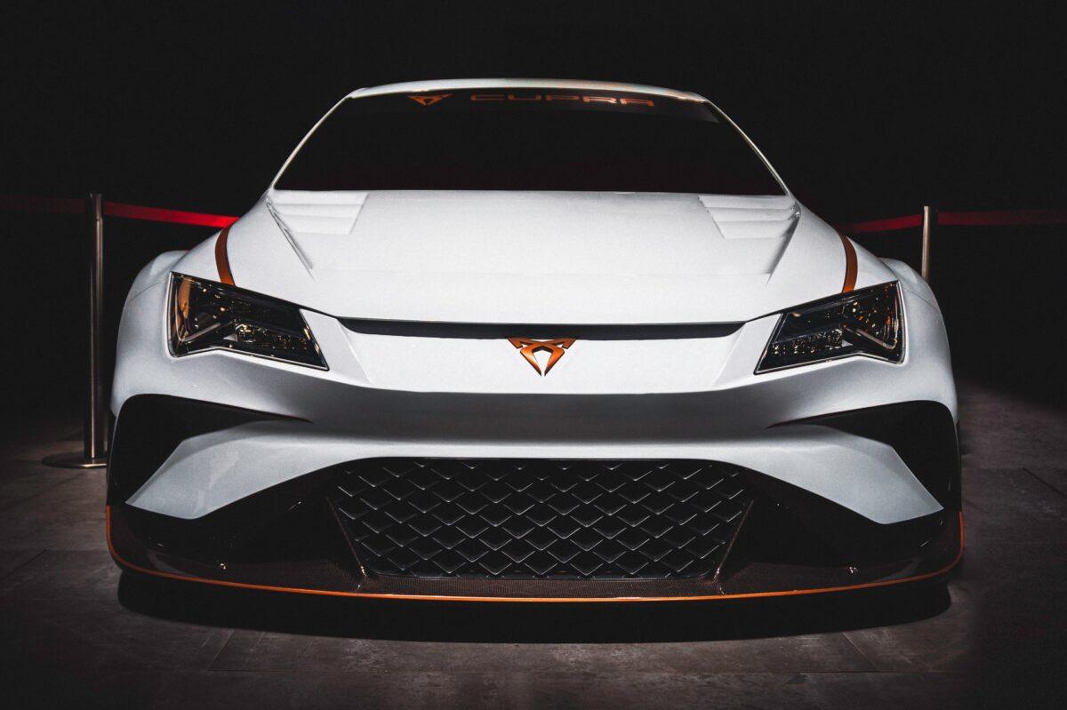 New eco-friendly electric car